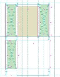 軸組図(HOSUE-ST1)