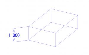 DRA-CAD 3D寸法1